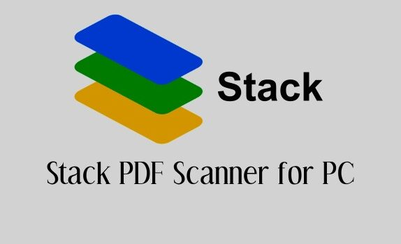 Stack PDF Scanner for PC