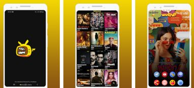 Pikashow for iOS iphone ipad