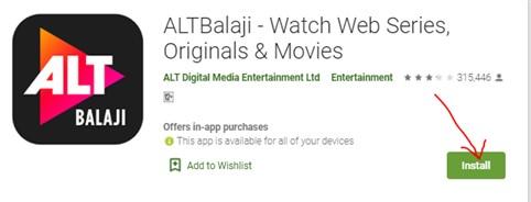 ALT Balaji MOD APK V3.1.3