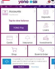 YONO SBI App Download for Windows 8