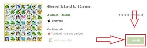 download game onet klasik for pc free full version