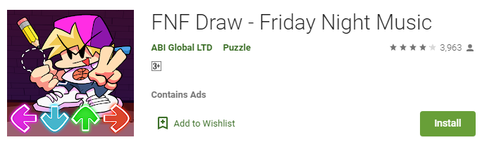 fnf draw for PC
