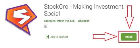 stockgro app for pc