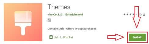 vivo themes app for pc