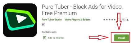 pure tuber for pc