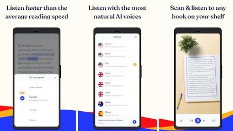 Speechify App for windows 8