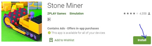 Stone Miner for PC
