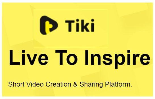 Tiki - Short Video Community for PC