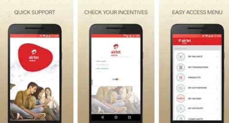 airtel mitra app for ios, iphone, ipad