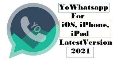 yowhatsapp for ios iphone ipad